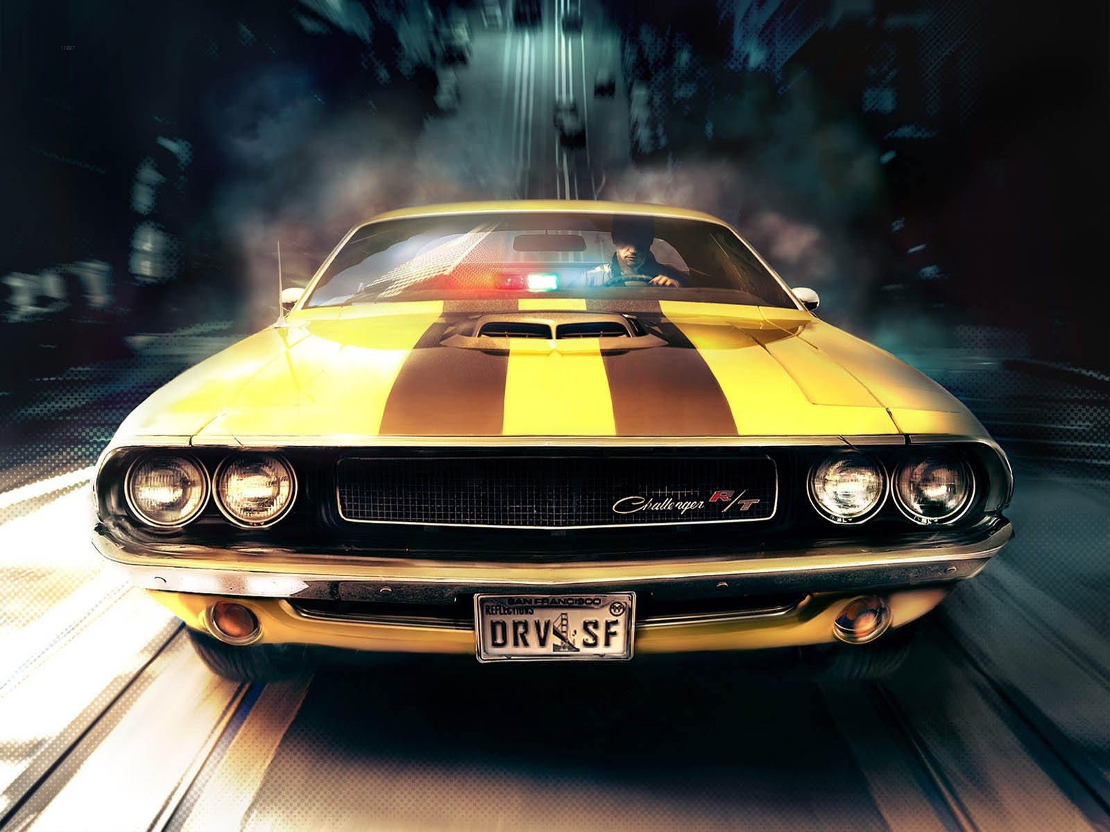 The Challenger!